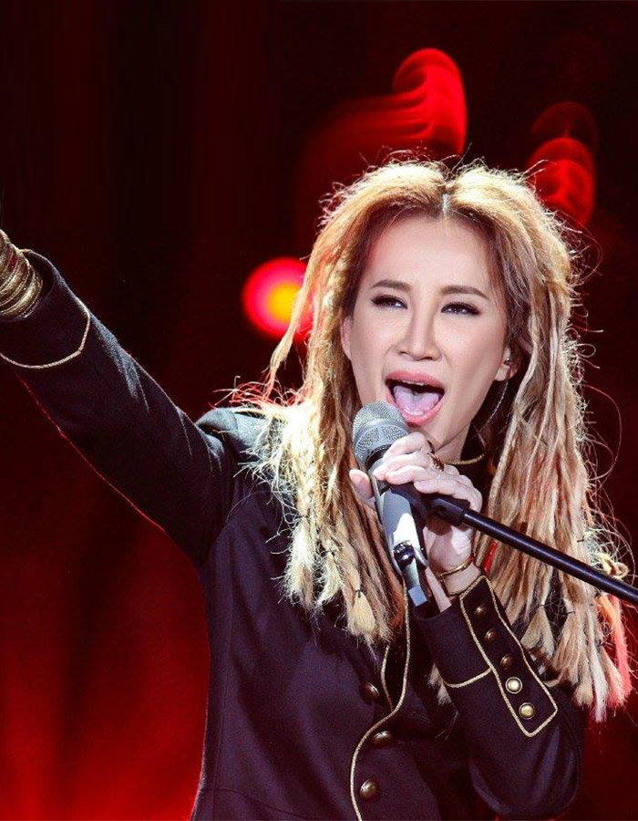 Coco Lee in I Am A Singer 4 Round 7