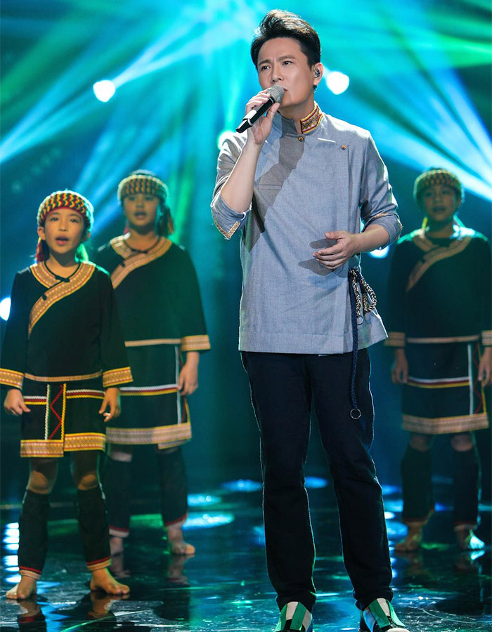 Jeff Chang in I Am A Singer 4 Round 8