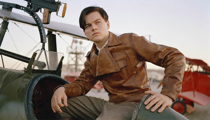 Movie stills from The Aviator