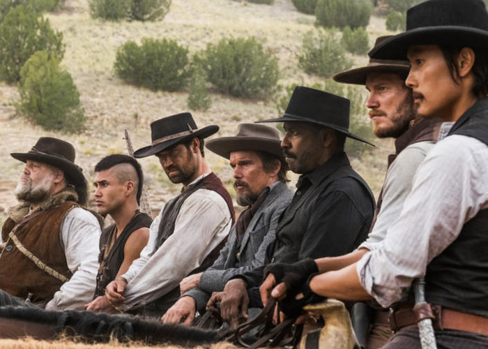 The Magnificent Seven movie still