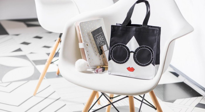 alice + olivia + Starbucks Tote Bag