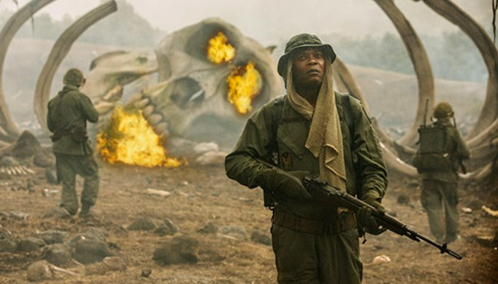 Samuel L. Jackson as Lieutenant Colonel Packard