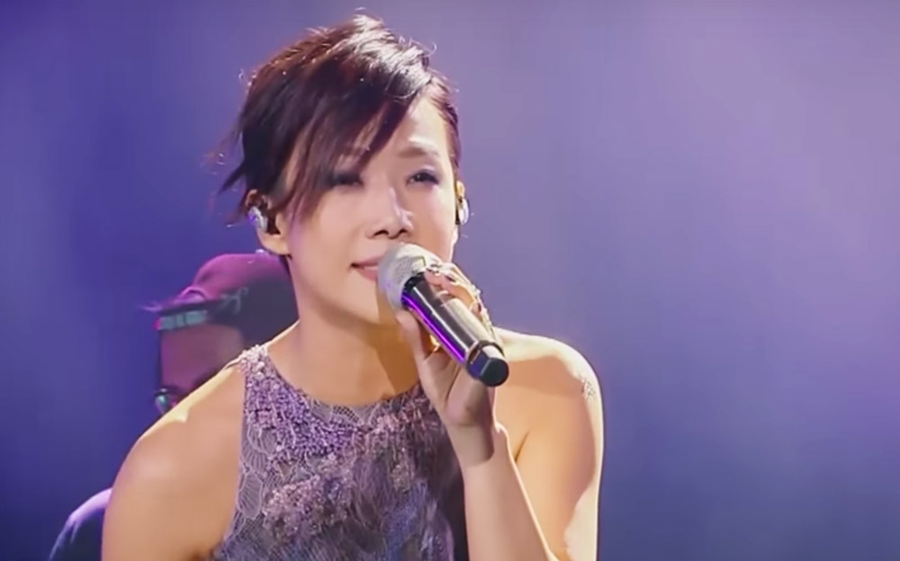 Sandy Lam Singer 2017 Episode 7 Sandy takes top spot with powerful vocals