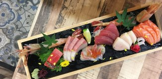 SENS Sashimi Moriawase Mix - 7 kinds
