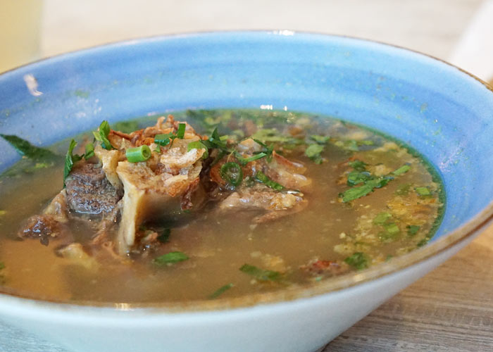 Chef Wan's Oxtail Soup