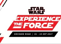 Star Wars: Experience the force festival
