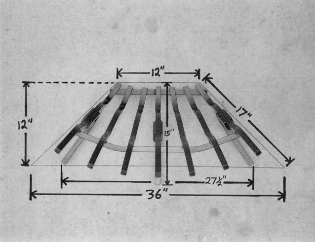 Tr 7 Rumford Fireplace Grate