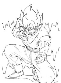 Dragon ball da colorare | Disegni Gratis