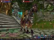 D MMORPG Line Game