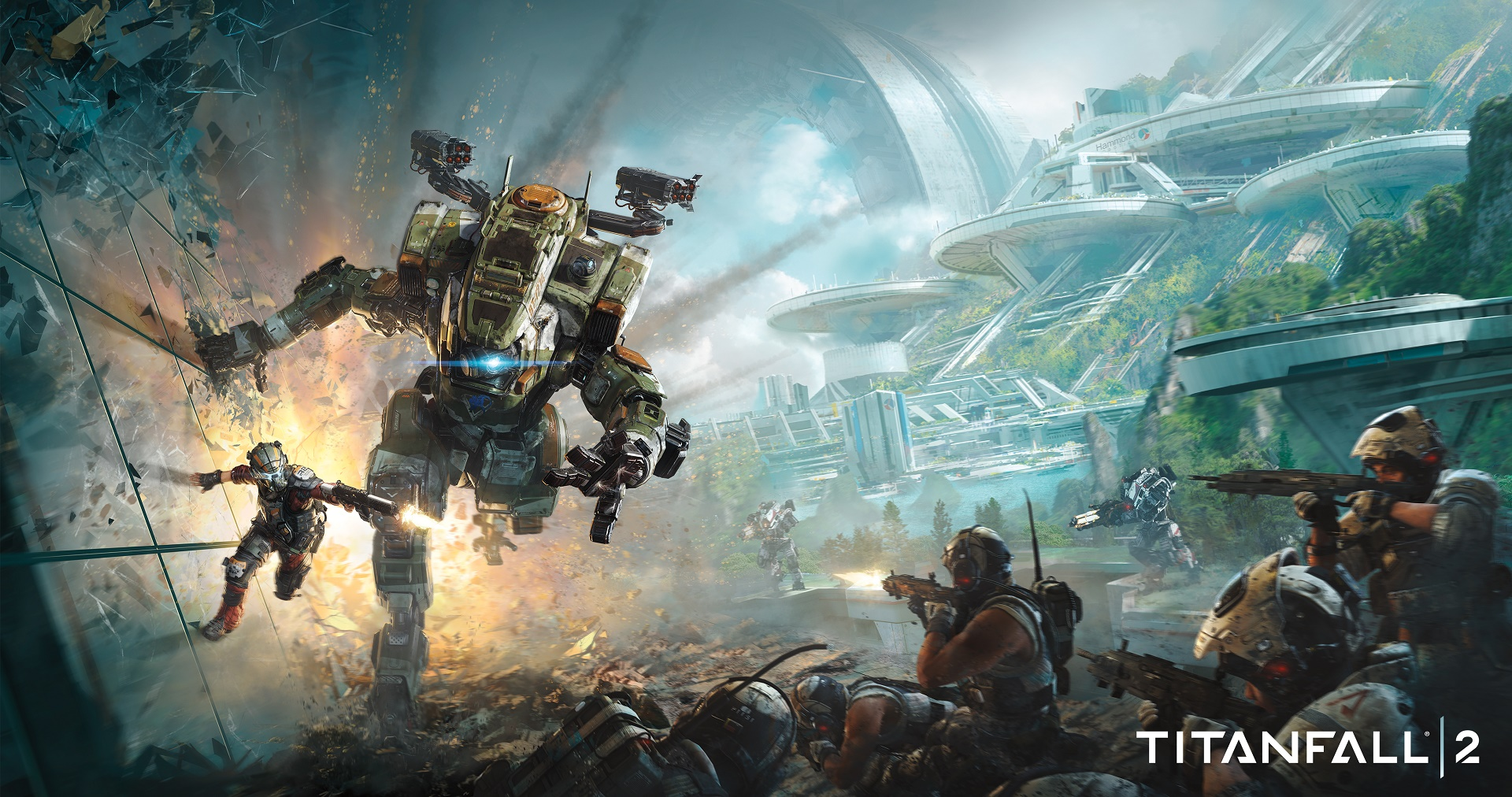 Hd Phone Wallpapers Fall Fondos De Titanfall 2 Wallpapers Gratis