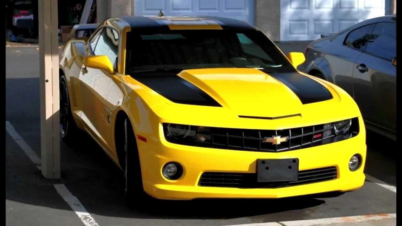 Car In The Dark Wallpaper Fotos Del Chevrolet Camaro Im 225 Genes Del Camaro