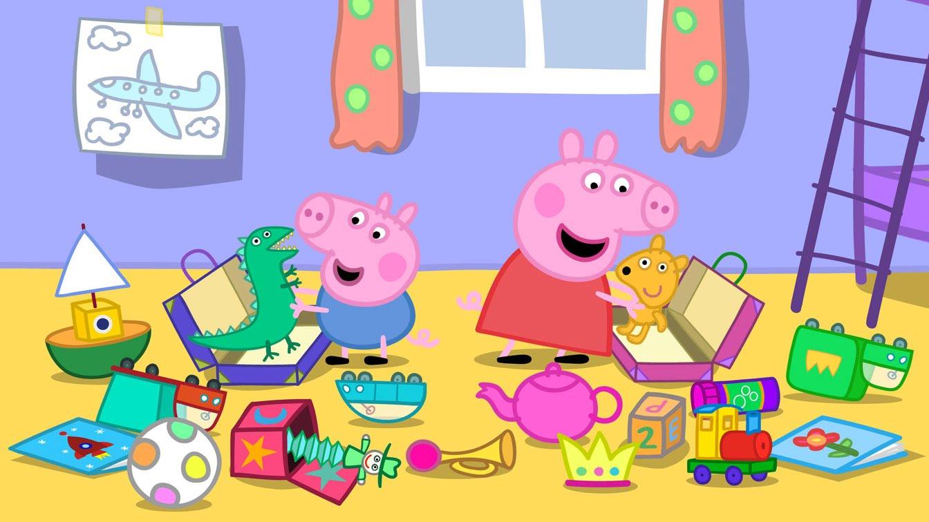 Wallpapers Hd Para Facebook Fondos Peppa Pig Wallpapers Peppa Pig