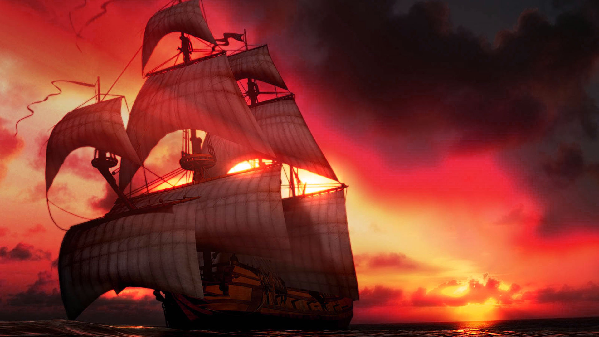 Windows Anime Wallpaper Barcos Piratas Wallpapers Barcos Piratas Reales Fondos Hd