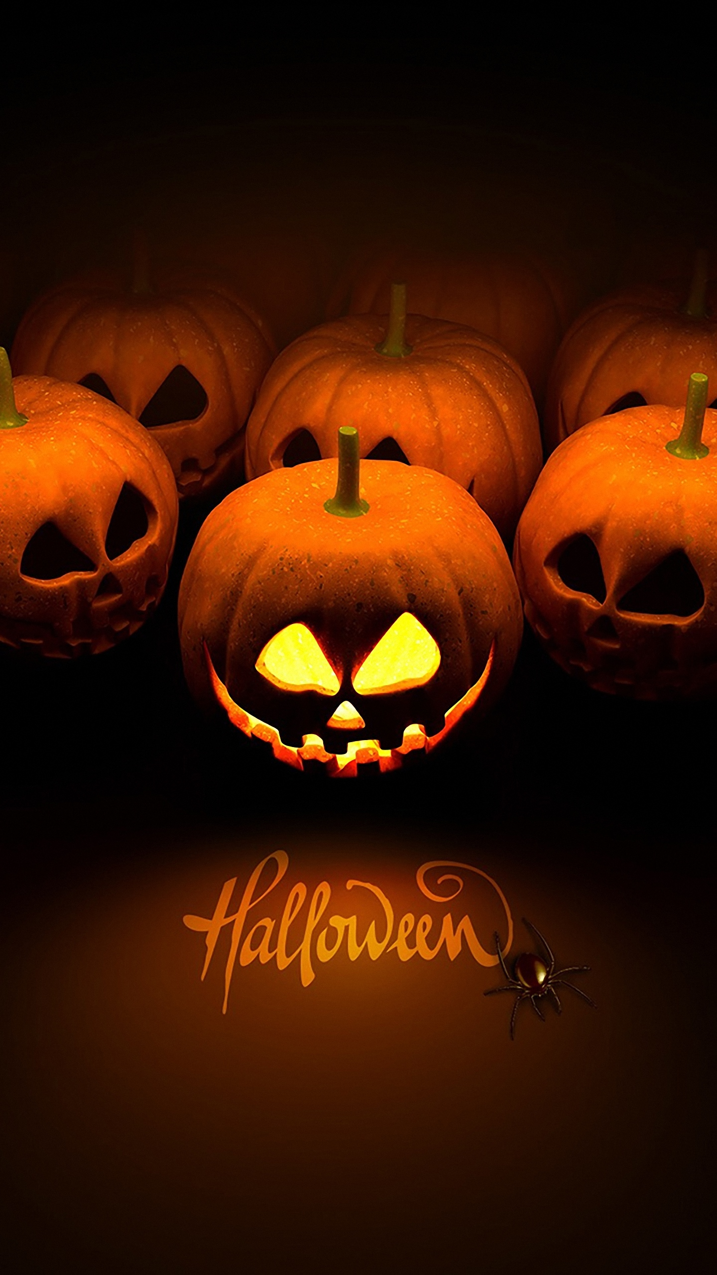 Free Fall Color Wallpaper Halloween Wallpapers Iphone Y Android Fondos De Pantalla