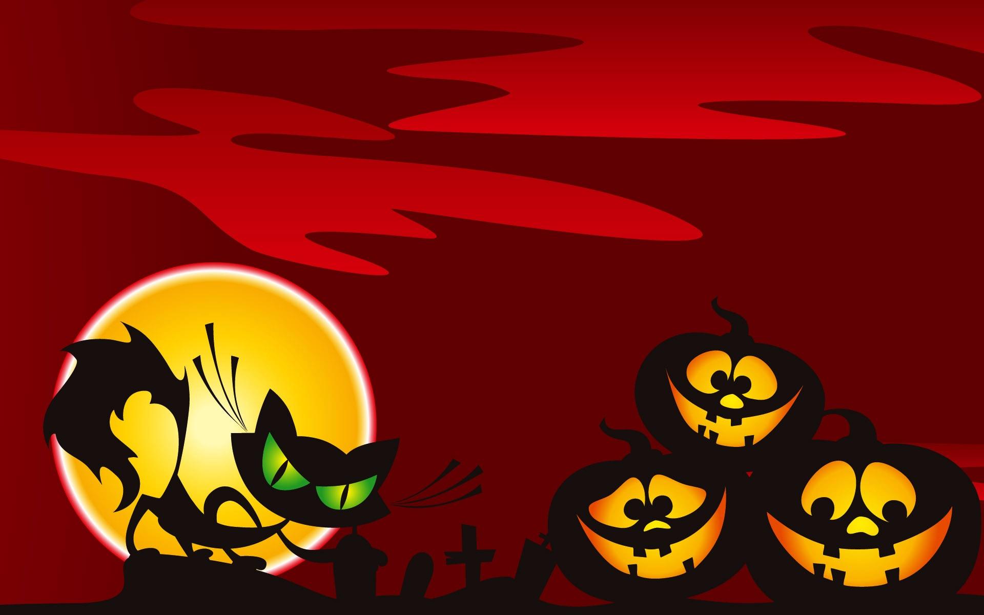 Fall Pumpkin Desktop Wallpaper Free Halloween Wallpapers Halloween Fondos Hd Gratis