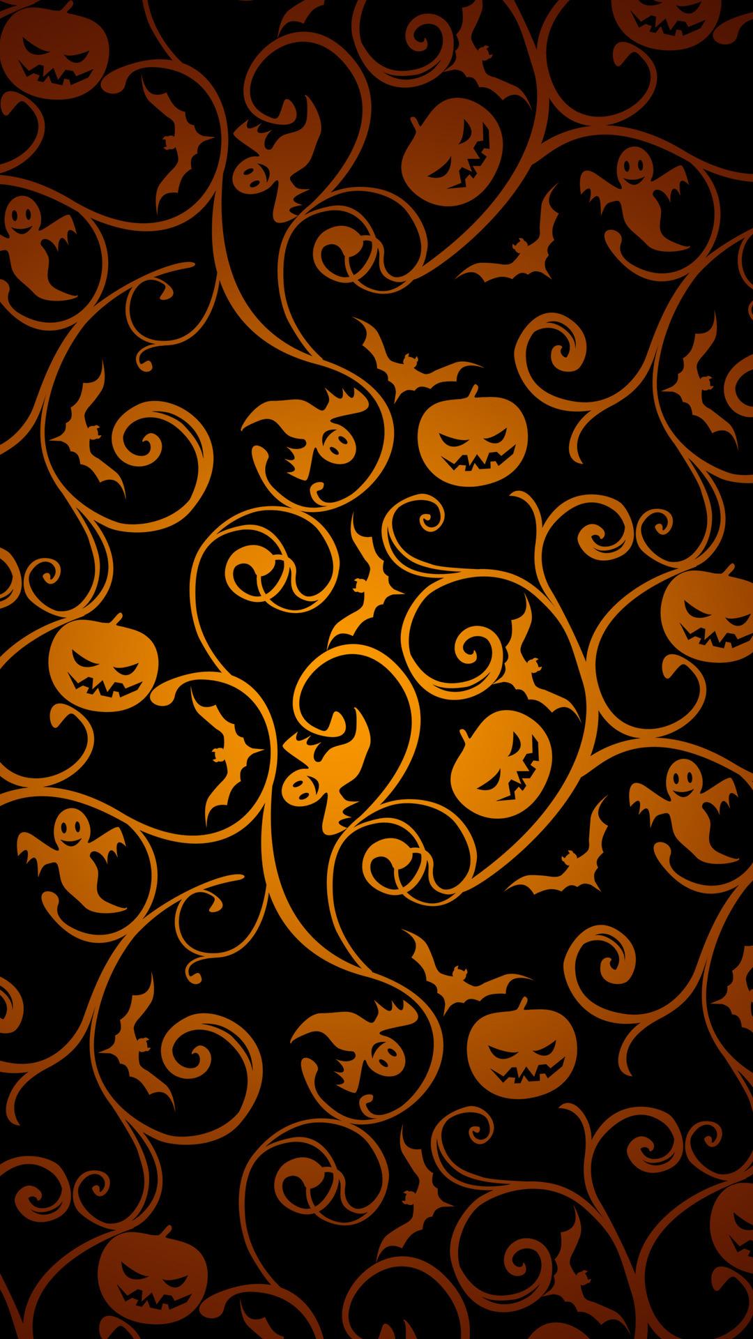 Brown Wallpaper Iphone X Halloween Wallpapers Iphone Y Android Fondos De Pantalla