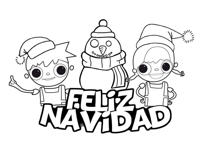 Wallpapers 3d Hello Kitty Gratis Dibujos De Feliz Navidad Para Colorear E Imprimir
