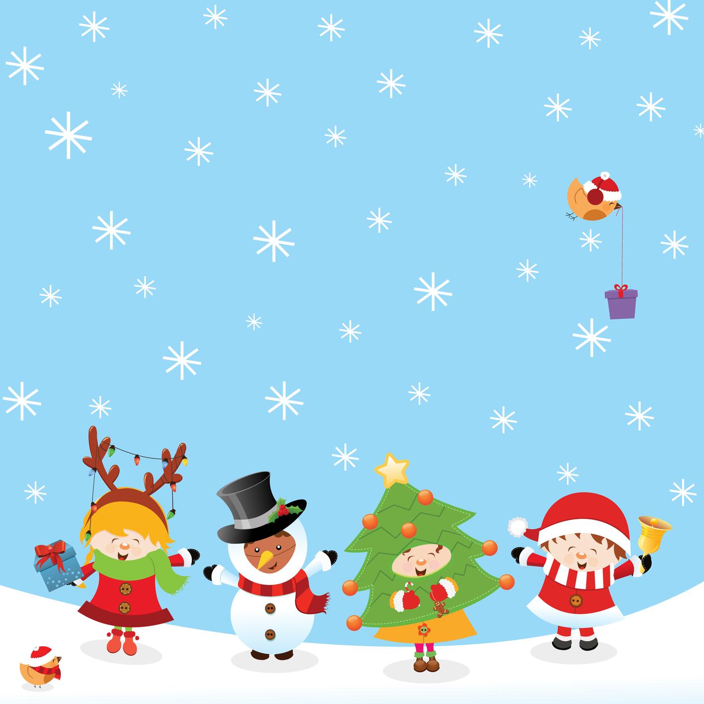 Iphone 5 Falling Snow Wallpaper Tarjetas De Navidad Tarjetas Navide 241 As Para Felicitar Las