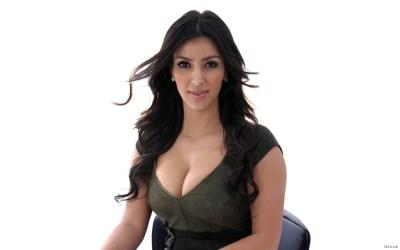 Fondos de pantalla de Kim Kardashian, Wallpapers HD Gratis