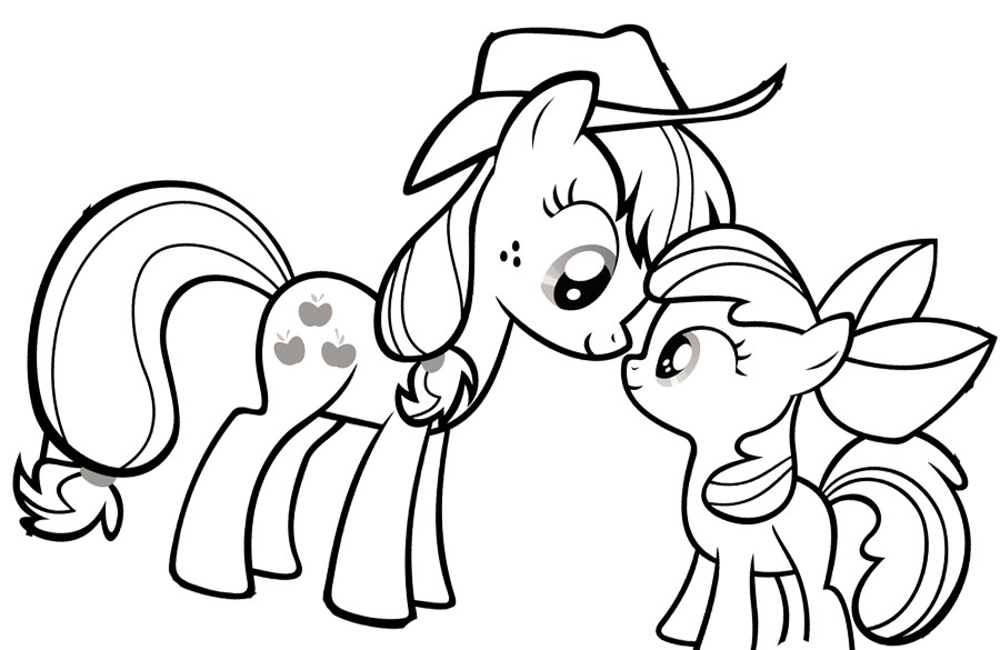 My Little Pony Coloring Pages Pinkie Pie - Eskayalitim