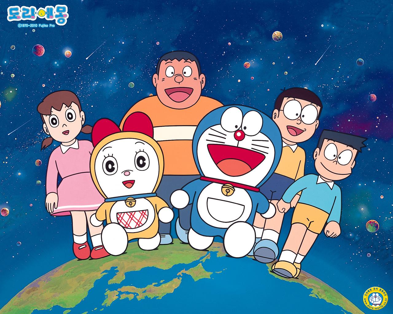 Wallpaper Dragon Ball 3d Hd Fondos De Pantalla De Doraemon Wallpapers Hd Gratis