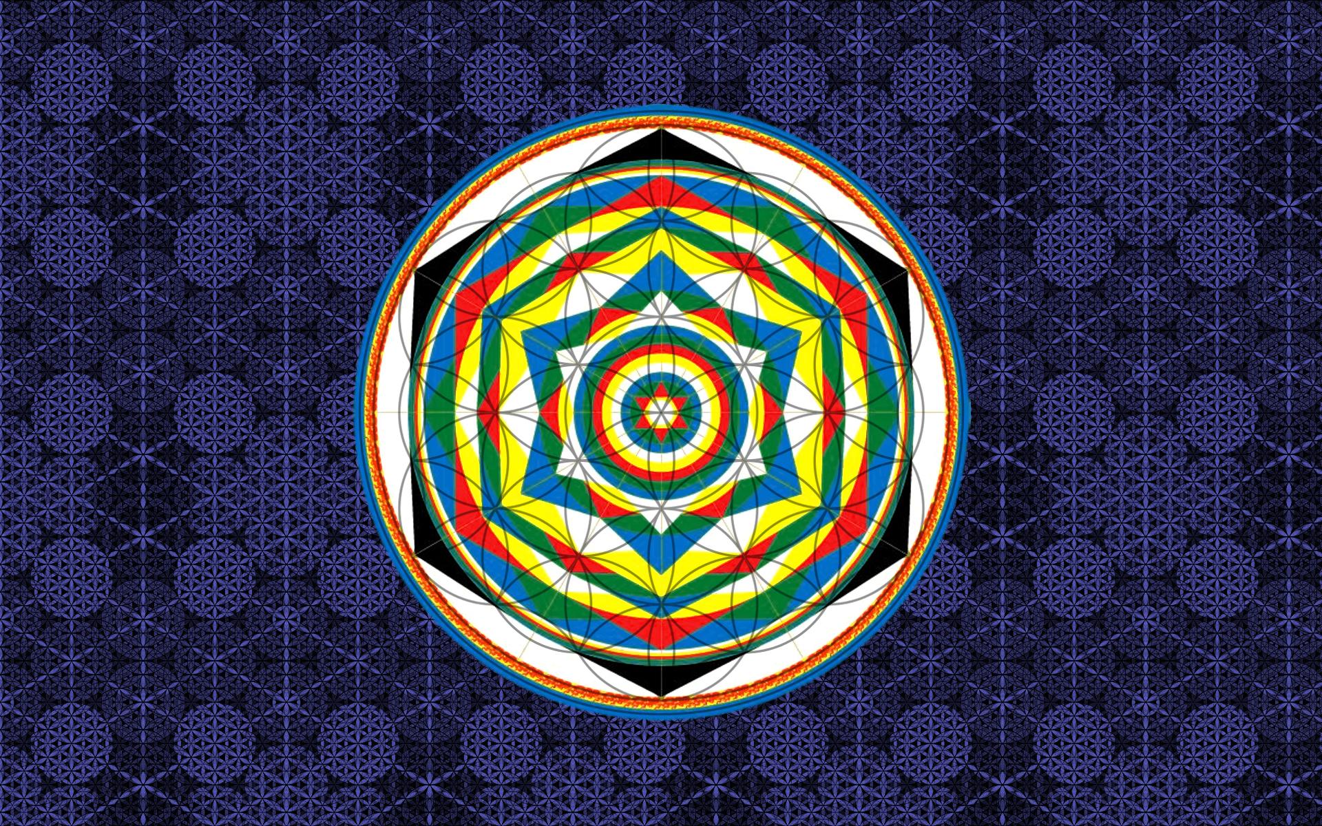 Hd Broly Wallpaper Fondos De Pantalla De Mandalas Wallpapers