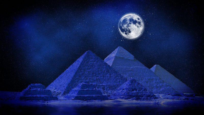 All God 3d Wallpaper Fondos De Pantalla De Las Piramides De Egipto Wallpapers