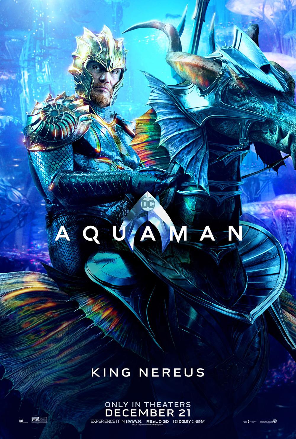 Google Wallpaper Hd 3d Trailer En Espa 241 Ol De La Pel 237 Cula Aquaman 2018 Sinopsis
