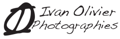Logo Ivan Olivier Photographie