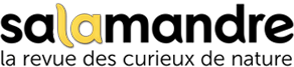 GC - La revue des curieux de nature - Logo La Salamandre