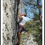 La falaise du Vallon de Valample – Alpilles – Saint-Rémy-de-Provence