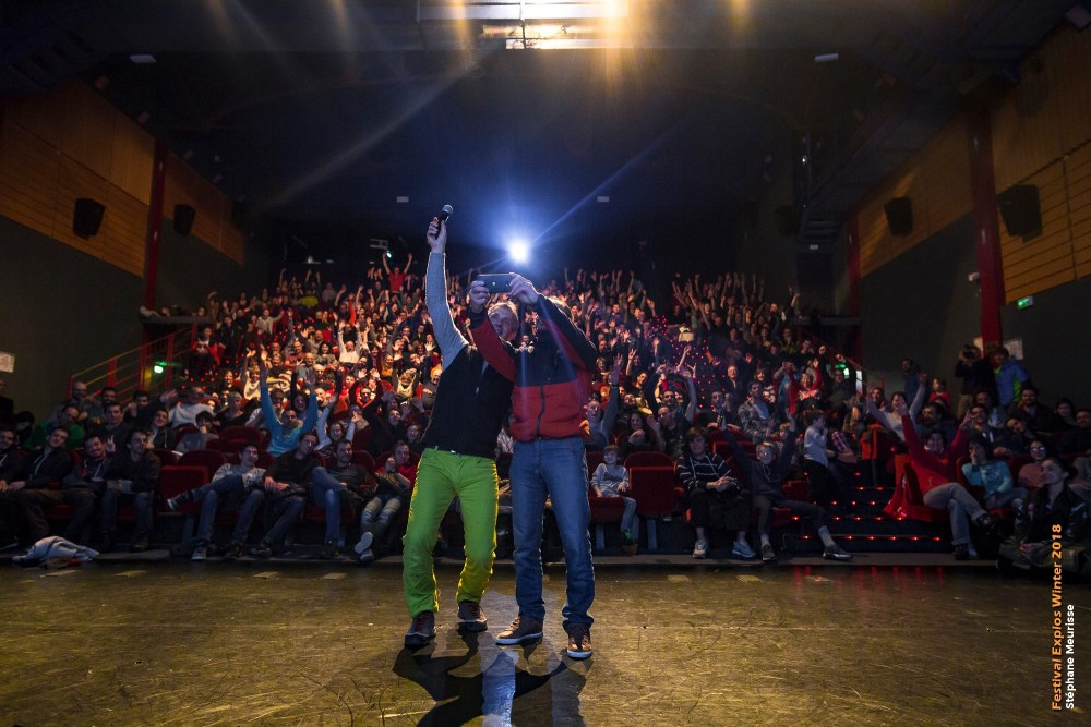 Explos Film Festival - Session 2018 @ Cinéma-Casino Ax les Thermes