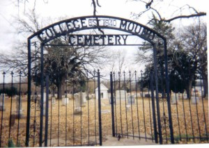 College Mound Historical Cemetery (Kaufman County, Texas)