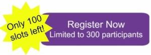 Register Now - Only 100 spots left!