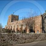 Arthuret Church near Longtown, Cumbria