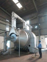 Rotary Furnace for Lead Battery Recycling - Gravita India Ltd