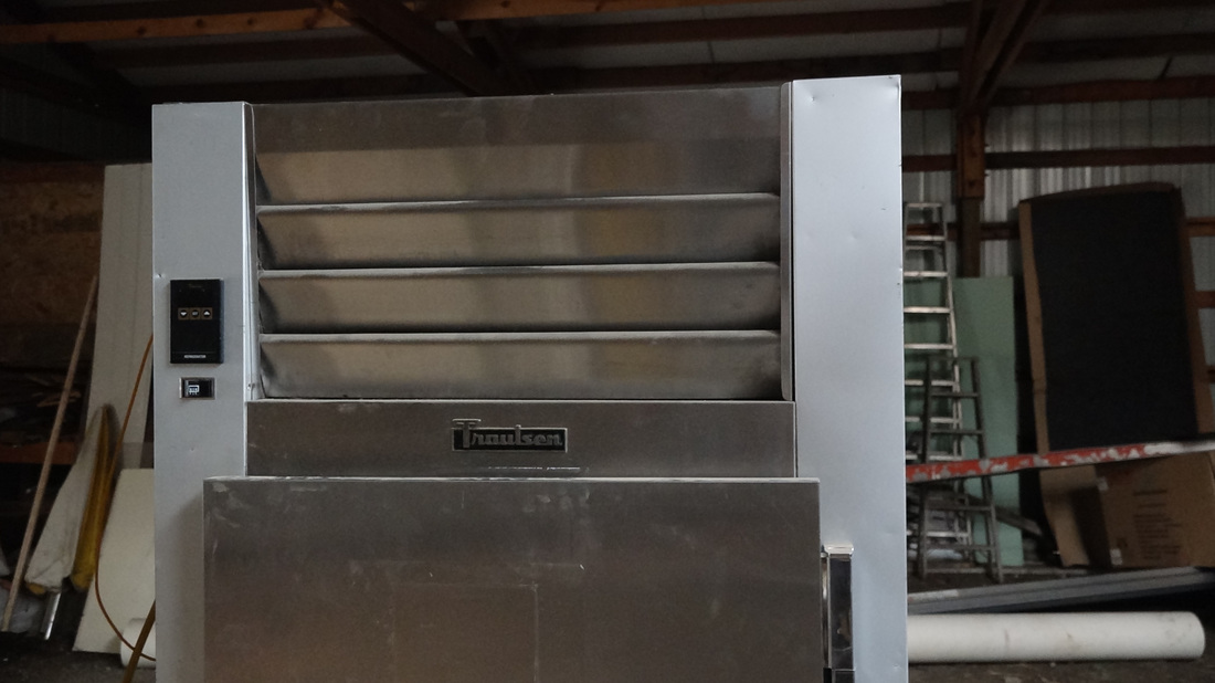 Refrigeration equipment manuals - Gray Cooling Man Air Conditioning
