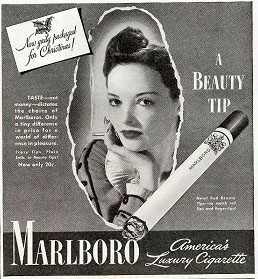 Marlboro Beauty Tips