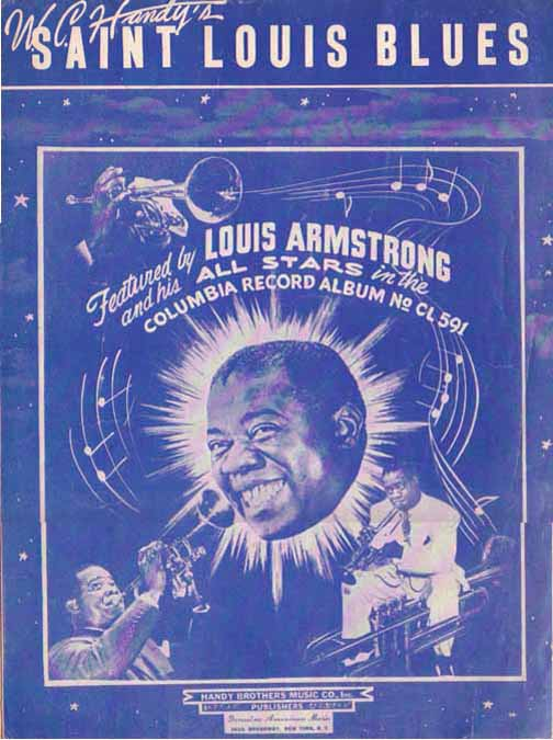 Sunday Jazz: Got them ol' St. Louis Blues