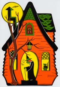 A Gallery of Vintage Beistle Halloween Decorations ...