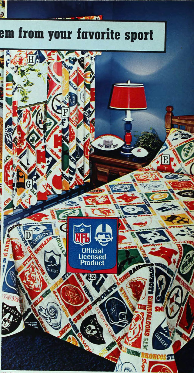 Philadelphia In The Fall Wallpaper Football Friday Vintage Nfl Products From The Sears