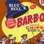 Is This Blue Bell Potato Chips Bag the Coolest Thing Ever?