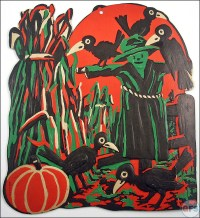 A Gallery of Vintage Beistle Halloween Decorations, Part 3 ...