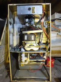 Gas furnace high efficiency or 90% troubleshoot and repair ...