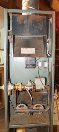 Antique gas furnace - Gray Furnaceman Furnace Troubleshoot ...