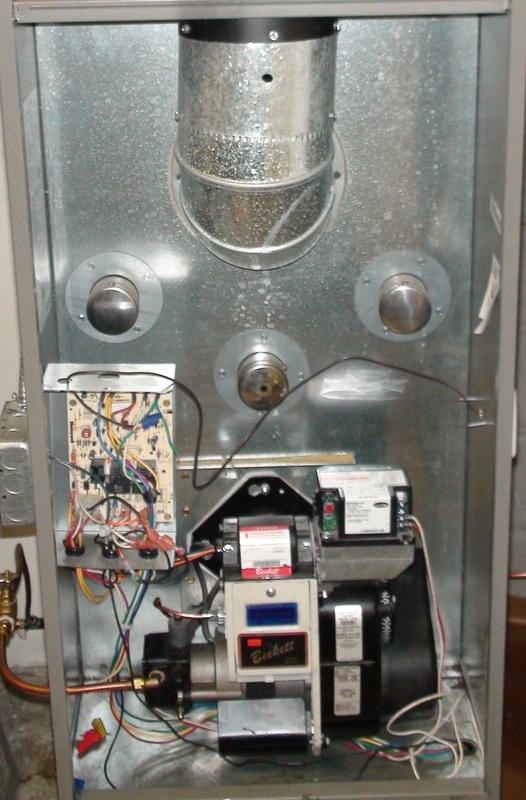 Oil furnace design, service and controls - Gray Furnaceman Furnace