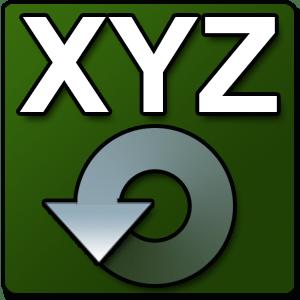 XYZ Mesh Converter