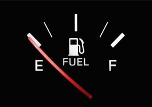 Fuel on empty