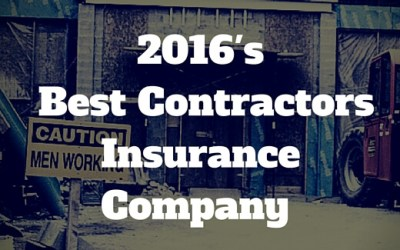Who are the best New York contractors liability insurance companies of 2016?