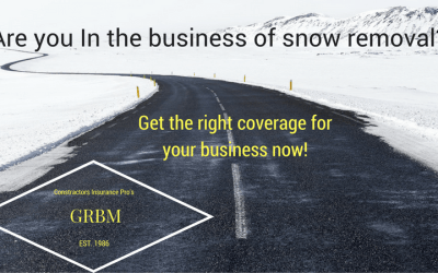 Do New York Snow Removers Need Insurance?